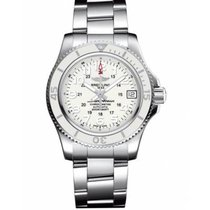 Breitling Steel Automatic White Arabic numerals 36mm new Superocean II 36