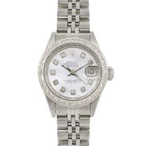 Rolex 69160 Steel Oyster Perpetual Lady Date 26mm pre-owned United States of America, Florida, Boca Raton