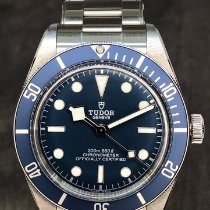 Tudor Black Bay Fifty-Eight Steel 39mm Blue No numerals United States of America, New York, Troy