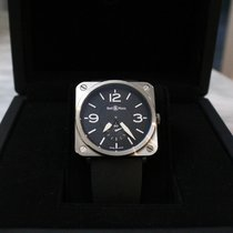Bell & Ross BR S Gold/Steel 39mm United States of America, Oklahoma, tulsa