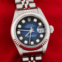 Rolex Lady-Datejust Steel 26mm Blue No numerals United States of America, California, Los Angeles