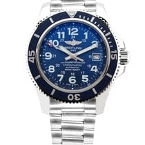 Breitling Superocean II 42 new Automatic Watch with original box and original papers A17365D1/C915