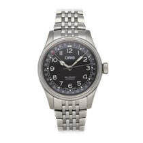 Oris Steel 40mm Automatic 01 754 7741 4064-07 8 20 22 pre-owned United States of America, Pennsylvania