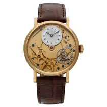Breguet Yellow gold 38mm Manual winding 7027BA/11/9V6 pre-owned