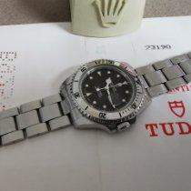 Tudor 73190 Steel 1998 34mm pre-owned