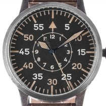 Laco Dortmund 861938 Unworn Steel 45mm Manual winding