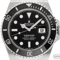 Rolex Submariner Date 126610LN Ungetragen Stahl 41mm Automatik