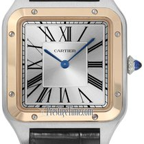 Cartier w2sa0017 Gold/Steel 2021 Santos Dumont 46.6mm new United States of America, New York, Airmont