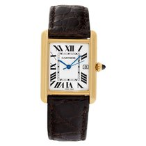 Cartier Tank Louis Cartier 25.5mm White Roman numerals United States of America, Florida, Surfside