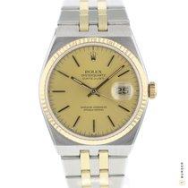 Rolex Datejust Oysterquartz Gold/Stahl 36mm Gold