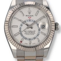 Rolex Sky-Dweller Steel 42mm White United States of America, New Hampshire