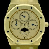Audemars Piguet Royal Oak Perpetual Calendar Oro amarillo 39mm Champán