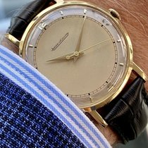 Jaeger-LeCoultre Yellow gold 35mm Manual winding pre-owned United Kingdom, Norwich