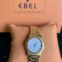 Ebel 1911 occasion 250mm Date Or jaune