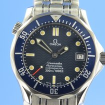 Omega 25518000 Steel Seamaster Diver 300 M 36mm pre-owned
