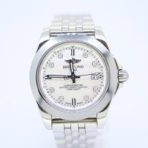 Breitling Galactic 32 Steel 32mm Mother of pearl