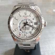 Rolex Sky-Dweller Acier Blanc France, paris