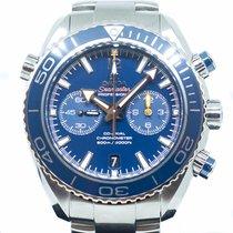 Omega 232.90.46.51.03.001 Titane 2014 Seamaster Planet Ocean Chronograph occasion
