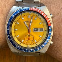 Seiko 6139-6002 Steel 1972 41mm pre-owned