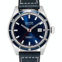 Eberhard & Co. Steel 42.5mm 41031.3L new United States of America, New Jersey