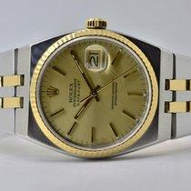 Rolex Datejust Oysterquartz Gold/Stahl 36mm Gold Römisch Deutschland, Iffezheim