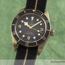 Tudor Bronze Remontage automatique Noir 43mm occasion Black Bay Bronze