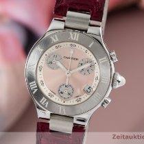 Cartier 21 Chronoscaph Acier 21mm