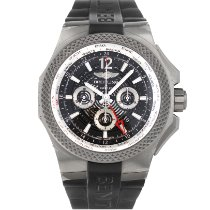 Breitling Bentley GMT new 2020 Automatic Chronograph Watch with original box and original papers EB0432