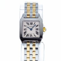 Cartier Santos Demoiselle Steel 20mm Silver United States of America, Georgia