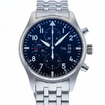 IWC IW3777-04 Steel 2010 Pilot Chronograph 43mm pre-owned United States of America, Georgia, Atlanta