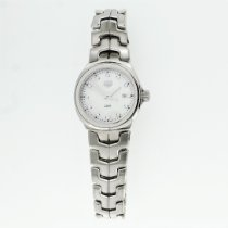 TAG Heuer Link Lady Steel 32mm Mother of pearl No numerals United Kingdom, Nottingham
