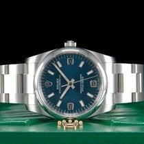 Rolex Oyster Perpetual 34 Stahl 34mm Blau Deutschland, Essen