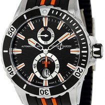 Ulysse Nardin Diver Chronometer Acier 44mm Noir Sans chiffres