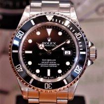 Rolex Sea-Dweller 4000 Stahl 40mm Schwarz Keine Ziffern Schweiz, Zürich