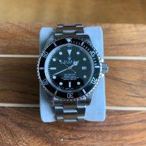 Rolex Sea-Dweller 4000 Steel 40mm Black No numerals United States of America, Illinois, Chicago