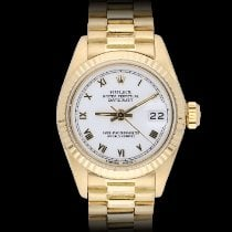 Rolex Lady-Datejust Or jaune 26mm Or Sans chiffres