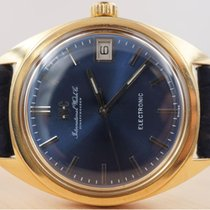 IWC Yellow gold 36mm Quartz pre-owned