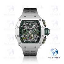 Richard Mille RM 011 new 2019 Automatic Watch with original box and original papers RM11-03 Le Mans Classic