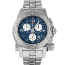 Breitling Emergency Steel 45mm Blue Arabic numerals United States of America, Maryland, Baltimore, MD