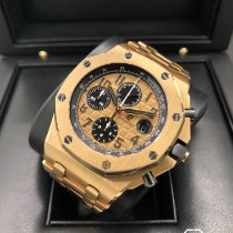 Audemars Piguet 26470OR.OO.1000OR.01 Or rose 2018 Royal Oak Offshore Chronograph 42mm occasion
