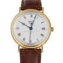 Breguet Classique Yellow gold 34.6mm Silver Roman numerals United States of America, Maryland, Baltimore, MD