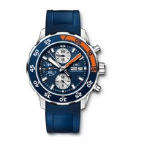 IWC Aquatimer Chronograph Steel 44mm Blue No numerals United States of America, New York, New York
