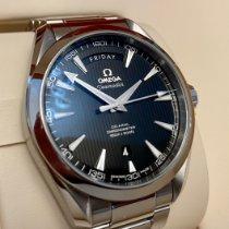 Omega Seamaster Aqua Terra Steel 41.5mm Black No numerals United States of America, California, La Canada Flintridge