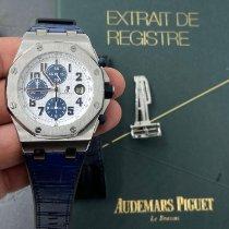 Audemars Piguet 26170ST.OO.D305CR.01 Acier 2011 Royal Oak Offshore Chronograph 42mm occasion France, paris