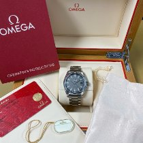Omega Seamaster Aqua Terra Steel 38.5mm Grey No numerals United States of America, California, Pasadena