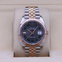 Rolex Datejust II Gold/Steel 41mm Grey No numerals United States of America, Tennesse, Nashville