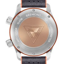 Bremont MB new 2020 Automatic Watch with original box and original papers MBII-BK/ORANGE