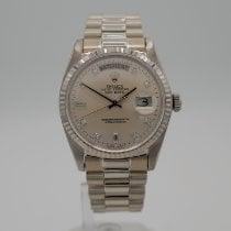 Rolex 18039 White gold 1983 Day-Date 36 36mm pre-owned United States of America, California, Santa Monica