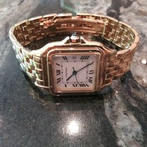 Cartier Panthère Yellow gold 27mm White Roman numerals United States of America, Florida, Miami