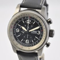 Oris Big Crown X1 Steel 46mm Black United States of America, Ohio, Mason